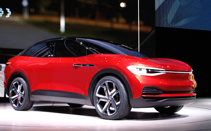 VW to Sell ID Crozz Electric Crossover, Starting in 2020